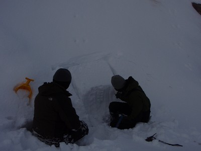 winter skills Glen Coe