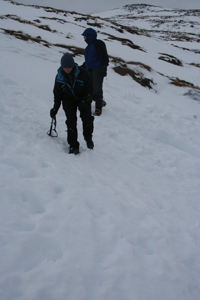 Winter skills - Scotland